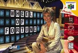 Wheel of Fortune (USA) Box Scan